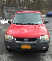 Picture of 2002 Ford Escape XLT 4WD, exterior