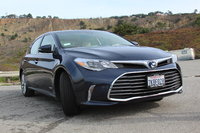 2016 Toyota Avalon Overview