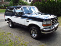 Picture of 1993 Ford Bronco XLT 4WD