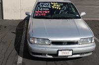 Picture of 1996 INFINITI G20 4 Dr Touring Sedan, exterior