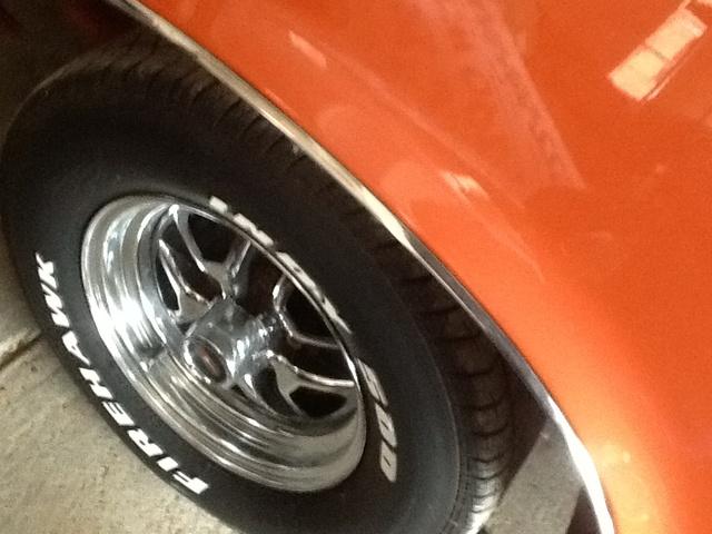 Picture of 1972 Oldsmobile Cutlass Supreme