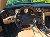 Picture of 2008 Bentley Azure Convertible, interior