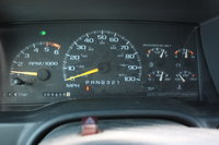 Picture of 1996 Chevrolet C/K 2500 Cheyenne Extended Cab LB HD 4WD, interior