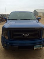 Picture of 2013 Ford F-150 FX4 SuperCrew 4WD