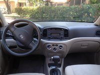 Picture of 2006 Hyundai Accent GL Hatchback, interior