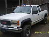 Picture of 1996 GMC Sierra 2500 2 Dr K2500 SL 4WD Extended Cab LB HD, exterior