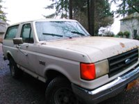 Picture of 1987 Ford Bronco STD 4WD, exterior