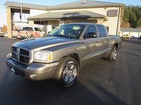2006 Dodge Dakota Laramie Club Cab 4WD, Not the truck but similiar, exterior, gallery_worthy