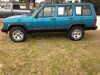 Picture of 1993 Jeep Cherokee 4 Dr Sport SUV, exterior