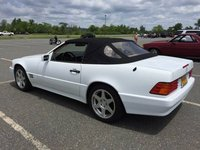 1992 Mercedes-Benz SL-Class Picture Gallery
