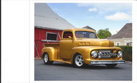 1951 Ford F-100 Picture Gallery