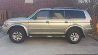 Picture of 2002 Mitsubishi Montero Sport XLS 4WD, exterior, gallery_worthy