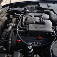 Picture of 2000 Jaguar XJR 4 Dr Supercharged Sedan, engine
