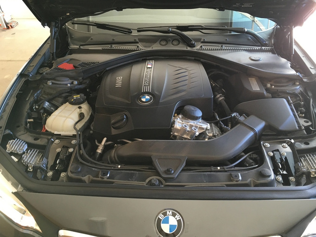 Picture of 2015 BMW 2 Series M235i Coupe RWD, engine, gallery_worthy