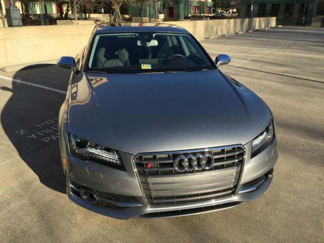 2014 Audi S7 Review