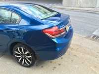 Picture of 2014 Honda Civic Natural Gas w/ Navigation, exterior