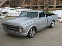 1967 Chevrolet C10 Overview