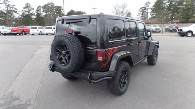 Picture of 2016 Jeep Wrangler Backcountry