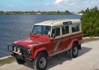 1984 Land Rover Defender Overview