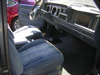 Picture of 1988 Ford Bronco II XL, interior