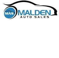 Malden Auto Sales logo