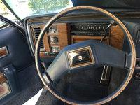 Picture of 1982 Cadillac DeVille Base Sedan, interior