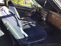 Picture of 1982 Cadillac DeVille Base Sedan, interior