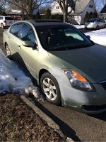 Picture of 2007 Nissan Altima, exterior