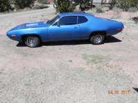 1972 Plymouth Satellite Overview