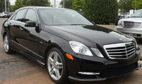2012 Mercedes-Benz E-Class E350 4MATIC, Black Beauty, exterior