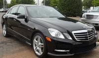 2012 Mercedes-Benz E-Class E350 4MATIC, Black Beauty, exterior