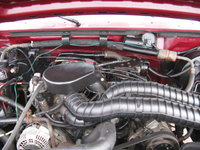 Picture of 1993 Ford F-250 2 Dr XL Standard Cab LB, engine