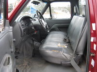 Picture of 1993 Ford F-250 2 Dr XL Standard Cab LB, interior