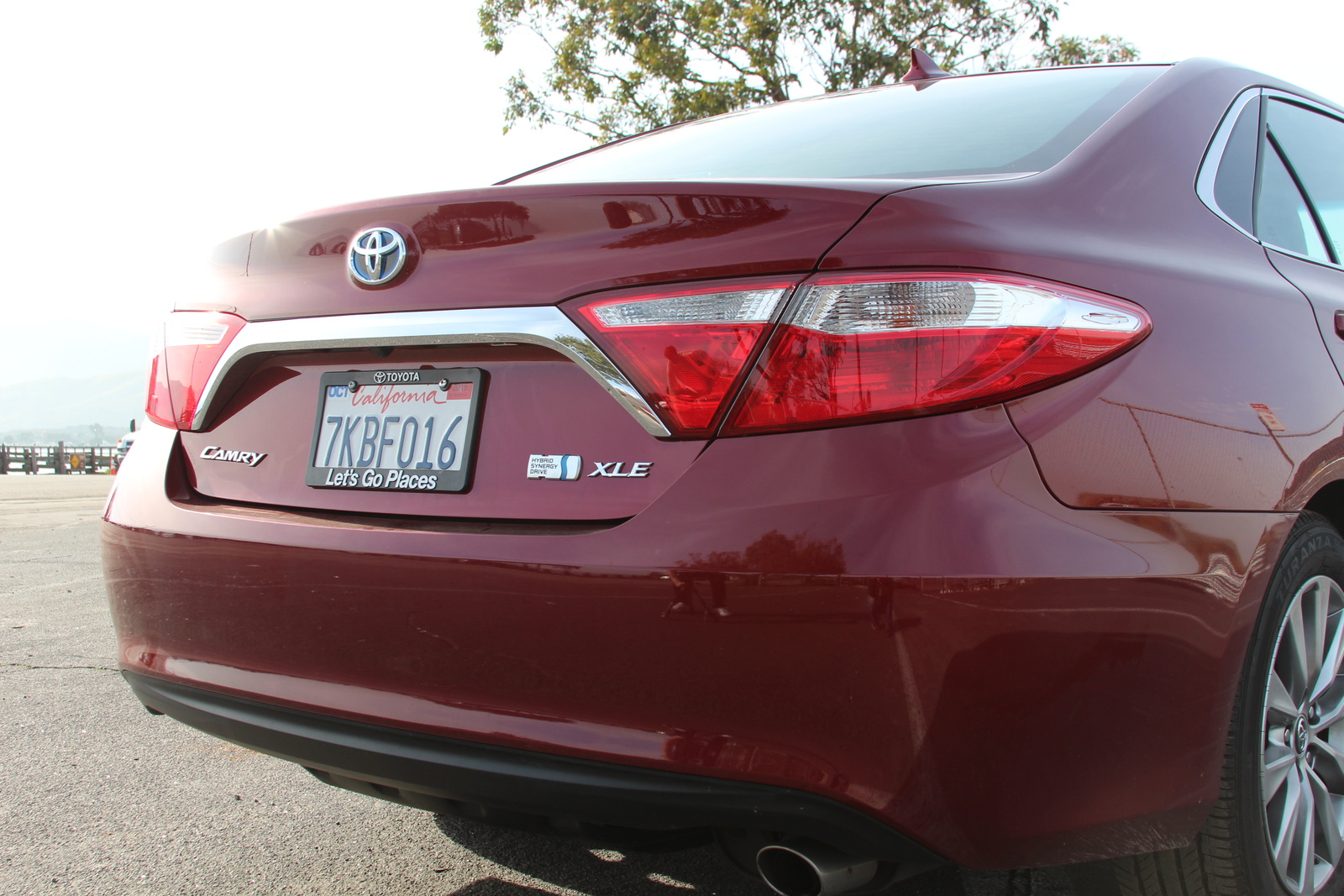 Picture of 2016 Toyota Camry