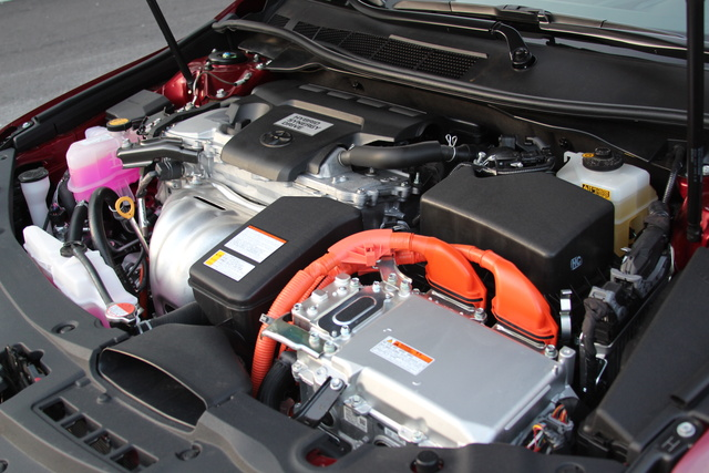 Picture of 2016 Toyota Camry, engine, gallery_worthy