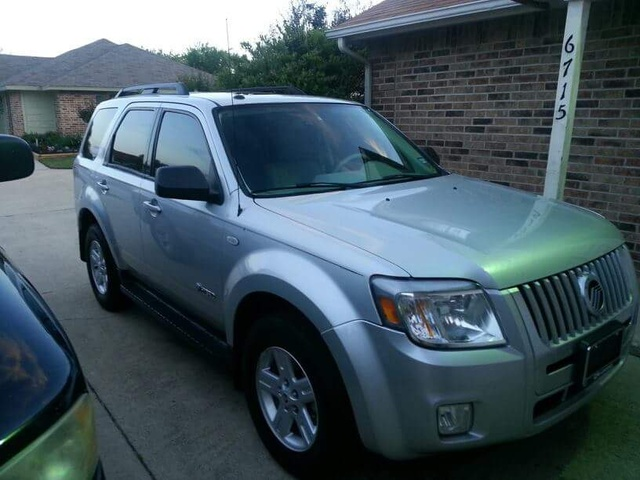 Picture of 2010 Mercury Mariner Hybrid Base, exterior, gallery_worthy
