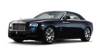 2016 Rolls-Royce Dawn, Front-quarter view., exterior, manufacturer, gallery_worthy