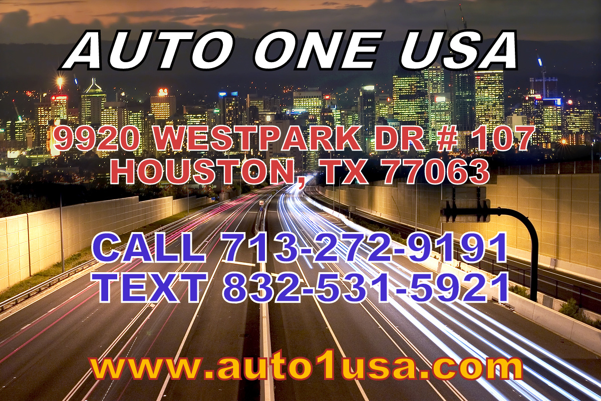 Auto One Usa Houston Tx Read Consumer Reviews Browse Used And New Cars For Sale