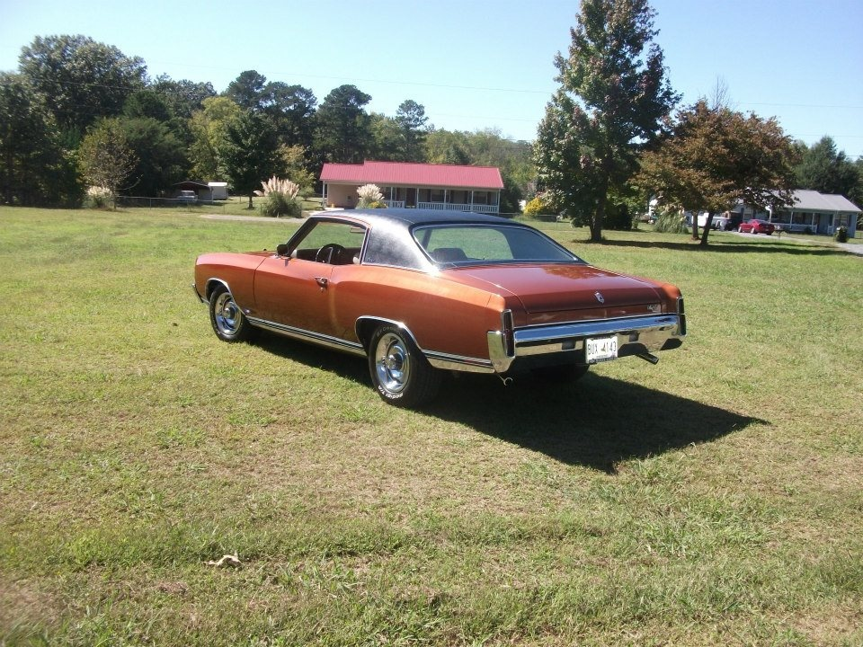 Chevrolet Monte Carlo Questions How Many 71 Monte Carlos Were Built Cargurus