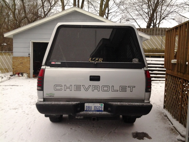 Picture of 1997 Chevrolet C/K 2500 Cheyenne Extended Cab LB HD