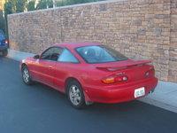 1995 Mazda MX-6 Overview