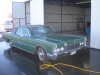 1968 Lincoln Continental Overview