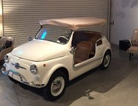1970 Fiat 500 Overview