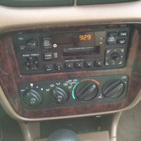 Picture of 1998 Chrysler Cirrus 4 Dr LXi Sedan, interior