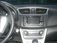 Picture of 2015 Nissan Sentra SV, interior