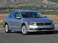 2016 Volkswagen Passat 1.8T SE Reflex Silver