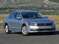 2016 Volkswagen Passat 1.8T SE Reflex Silver, exterior