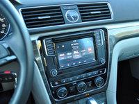 2016 Volkswagen Passat 1.8T SE, 2016 Volkswagen Passat Satellite Radio Display, interior, gallery_worthy