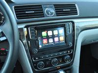 2016 Volkswagen Passat 1.8T SE, 2016 Volkswagen Passat Apple Car Play Screen, interior, gallery_worthy