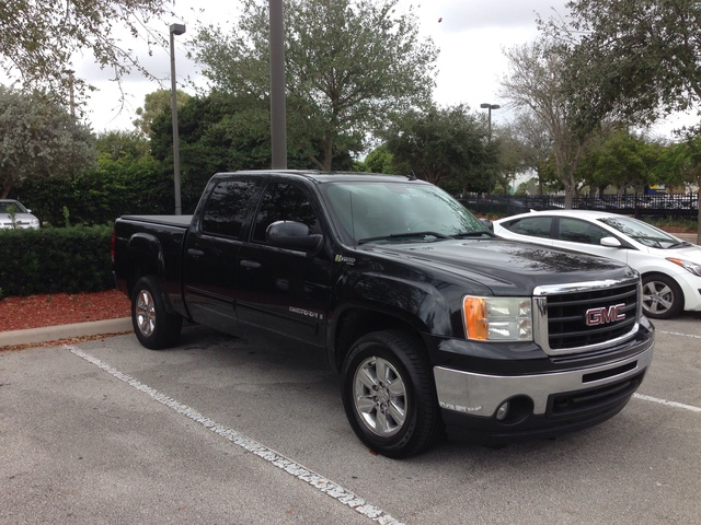 Picture of 2009 GMC Sierra 1500 Hybrid RWD